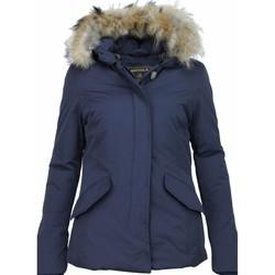 Textiel Dames Parka jassen Matogla Bontjassen - Dames Winterjas Wooly Kort - Grote Bontkraag 19