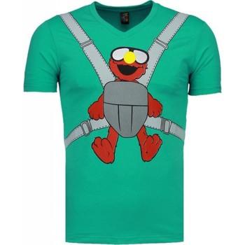 Textiel Heren T-shirts korte mouwen Mascherano Baby Bear - T-shirt 25