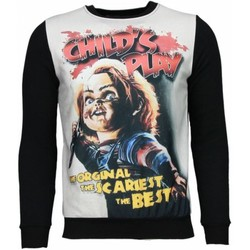 Textiel Heren Sweaters / Sweatshirts © Man Chucky Child Play - Sweater 38