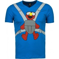 Textiel Heren T-shirts korte mouwen Mascherano Baby Bear - T-shirt 19