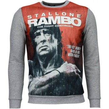 Textiel Heren Sweaters / Sweatshirts © Man Rambo Is Back - Sweater 35