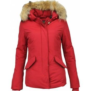 Textiel Dames Parka jassen Matogla Bontjassen - Dames Winterjas Wooly Kort - Bontkraag 8