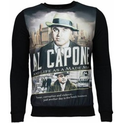 Textiel Heren Sweaters / Sweatshirts © Man The Only Capone - Sweater 38