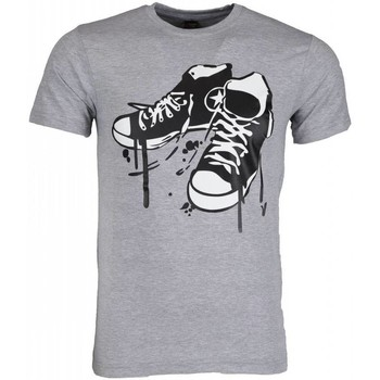 Textiel Heren T-shirts korte mouwen Mascherano T-shirt - Sneakers 35