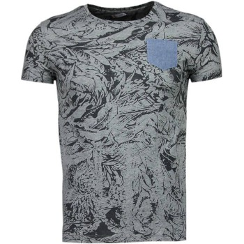 Black Number Forrest Motief - T-shirt