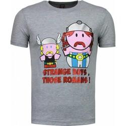 Textiel Heren T-shirts korte mouwen Mascherano Romans - T-shirt 35
