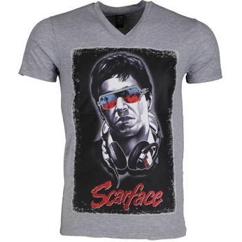 Textiel Heren T-shirts korte mouwen Mascherano T-shirt - Scarface 35