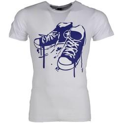 Textiel Heren T-shirts korte mouwen Mascherano T-shirt - Sneakers 1