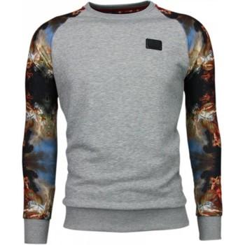 Textiel Heren Sweaters / Sweatshirts Local Fanatic Mythologie Arm Motief - Sweater 35