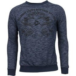 Textiel Heren Sweaters / Sweatshirts Enos New York City Print - Sweater 19