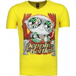 Textiel Heren T-shirts korte mouwen Mascherano Poppin Stewie - T-shirt 4