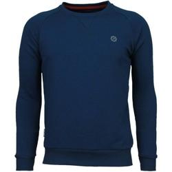 Textiel Heren Sweaters / Sweatshirts Local Fanatic Exclusief Basic - Sweater Blauw