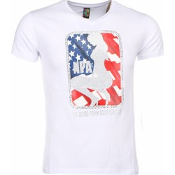 Textiel Heren T-shirts korte mouwen Mascherano T-shirt - NPA Print 1