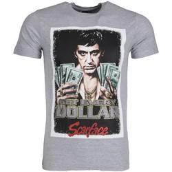 Textiel Heren T-shirts korte mouwen Mascherano T-shirt - Scarface Get Every Dollar 35