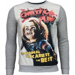 Textiel Heren Sweaters / Sweatshirts © Man Chucky Child Play - Sweater 35