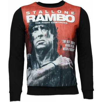 Textiel Heren Sweaters / Sweatshirts © Man Rambo Is Back - Sweater 38