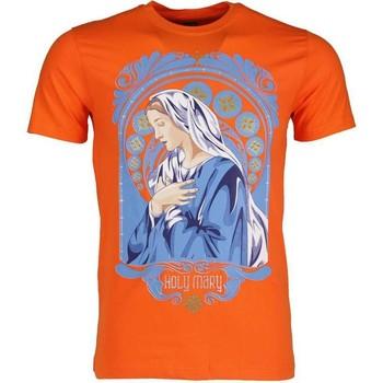 Textiel Heren T-shirts korte mouwen Mascherano T-shirt - Holy Mary 7