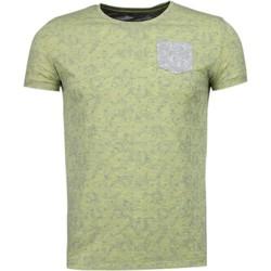 Textiel Heren T-shirts korte mouwen Black Number Blader Motief Summer - T-Shirt 4