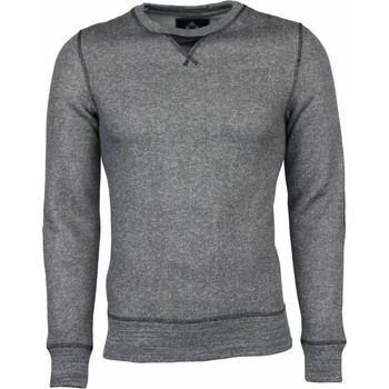 Textiel Heren Sweaters / Sweatshirts New-star Sweater - Kunstleer Elleboog Blanco Heren 35