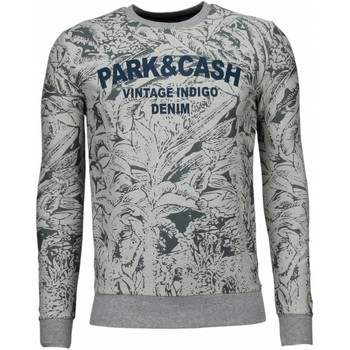 Textiel Heren Sweaters / Sweatshirts Black Number Park&Cash - Sweater 35