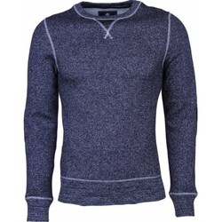 Textiel Heren Sweaters / Sweatshirts New-star Sweater - Kunstleer Elleboog Blanco Heren 19