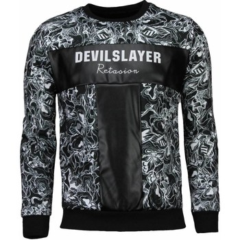 Devil Slayer Black&white - Sweater