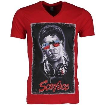 Textiel Heren T-shirts korte mouwen Mascherano T-shirt - Scarface 8