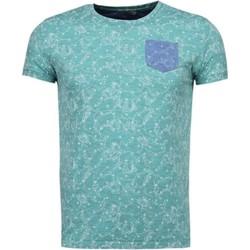 Textiel Heren T-shirts korte mouwen Black Number Blader Motief Summer - T-Shirt 25