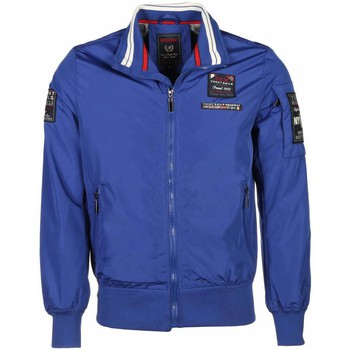 Textiel Heren Wind jackets Beluomo Casual Jack - Borduur Yachting Sails Heren 19