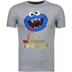 Textiel Heren T-shirts korte mouwen Mascherano Cookies - T-shirt 35