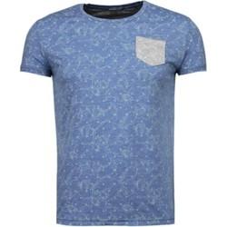 Textiel Heren T-shirts korte mouwen Black Number Blader Motief Summer - T-Shirt 19
