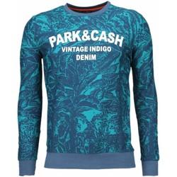 Textiel Heren Sweaters / Sweatshirts Black Number Park&Cash - Sweater 25