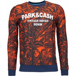 Textiel Heren Sweaters / Sweatshirts Black Number Park&Cash - Sweater 7
