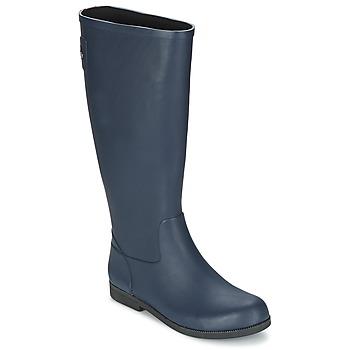 Schoenen Dames Regenlaarzen Swims STELLA BOOT Marine