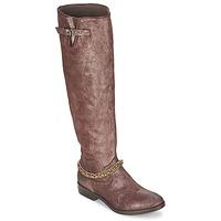 Schoenen Dames Hoge laarzen Now JUBILEE Brons