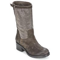 Schoenen Dames Hoge laarzen Now DOUREL Grijs