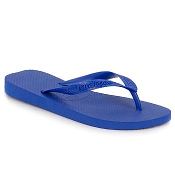 Schoenen Teenslippers Havaianas TOP Marine / Blauw