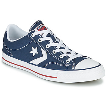 Schoenen Heren Lage sneakers Converse STAR PLAYER CORE CANVAS OX Marine / Wit