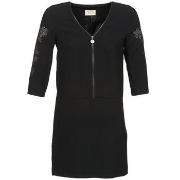 Textiel Dames Korte jurken Stella Forest BRO001 Zwart