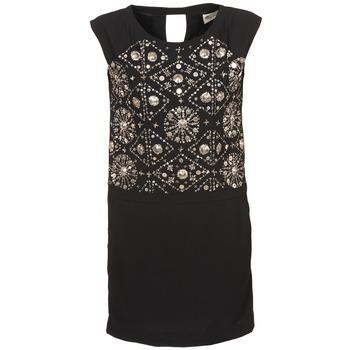 Textiel Dames Korte jurken Stella Forest BRO040 Zwart