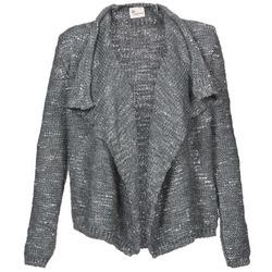 Textiel Dames Vesten / Cardigans Stella Forest BGI002 Grijs