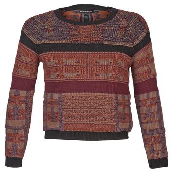Textiel Dames Truien Antik Batik AMIE Roest