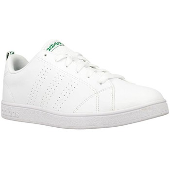 Schoenen Heren Lage sneakers adidas Originals VS Advantage Wit-Groen