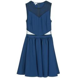 Textiel Dames Korte jurken Brigitte Bardot BB45080 Blauw