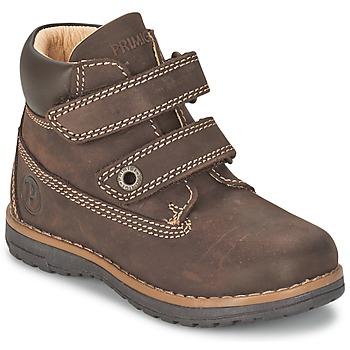 Schoenen Jongens Laarzen Primigi ASPY 1 Bruin