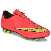 Schoenen Heren Voetbal Nike MERCURIAL VELOCE II FG Super / Punch / Metalic / Gld / Zwart