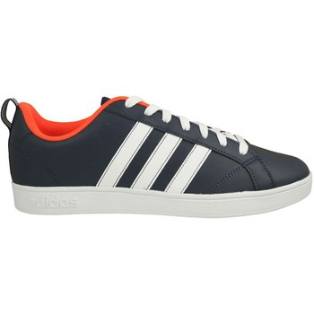 Schoenen Heren Lage sneakers adidas Originals Advantage VS Wit-Rood-Marineblauw