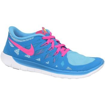 Schoenen Jongens Lage sneakers Nike Free 50 GS Roze