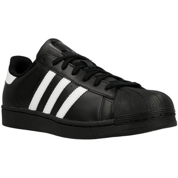 Schoenen Heren Lage sneakers adidas Originals Superstar Foundation Wit