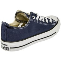 Schoenen Dames Lage sneakers Converse Chuck Taylor All Star OX Blauw